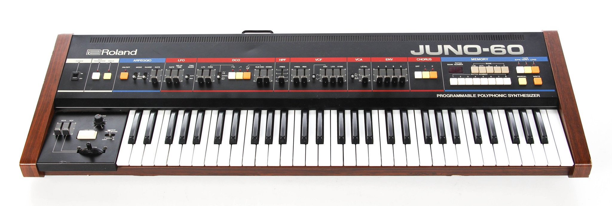 A photo of the Juno-60